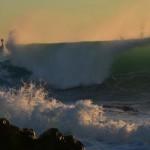 2386 Kjempebølger mot stranden i Ko Olina